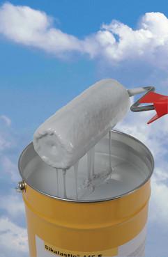 Exemple de utilizare Membrana hidroizolanta lichida pentru acoperisuri - Produs si aplicatii SIKA - Poza 2