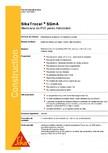Membrana din PVC pentru hidroizolatii SIKA - Sika Trocal® SGmA