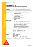 Membrana din PVC pentru hidroizolatii la acoperisuri SIKA - Sikaplan®-15 G