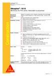 Membrana din PVC pentru hidroizolatii la acoperisuri SIKA - Sikaplan®-18 G