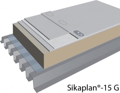 Prezentare produs Membrane hidroizolante din PVC  SIKA - Poza 1