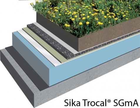 Prezentare produs Membrane hidroizolante din PVC  SIKA - Poza 2