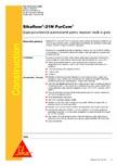 Sapa poliuretanica autonivelanta pentru incarcari medii si grele SIKA - Sikafloor®-21 N PurCem®