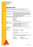 Strat bicomponent epoxidic de sigilare SIKA - Sikafloor®-264