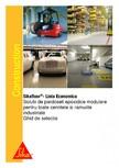 Ghid de selectie - Solutii de pardoseli epoxidice modulare pentru cerintele si ramurile industriale - Sikafloor