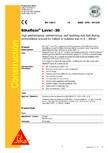 Sapa autonivelanta pe baza de ciment SIKA - Sikafloor®-Level-30