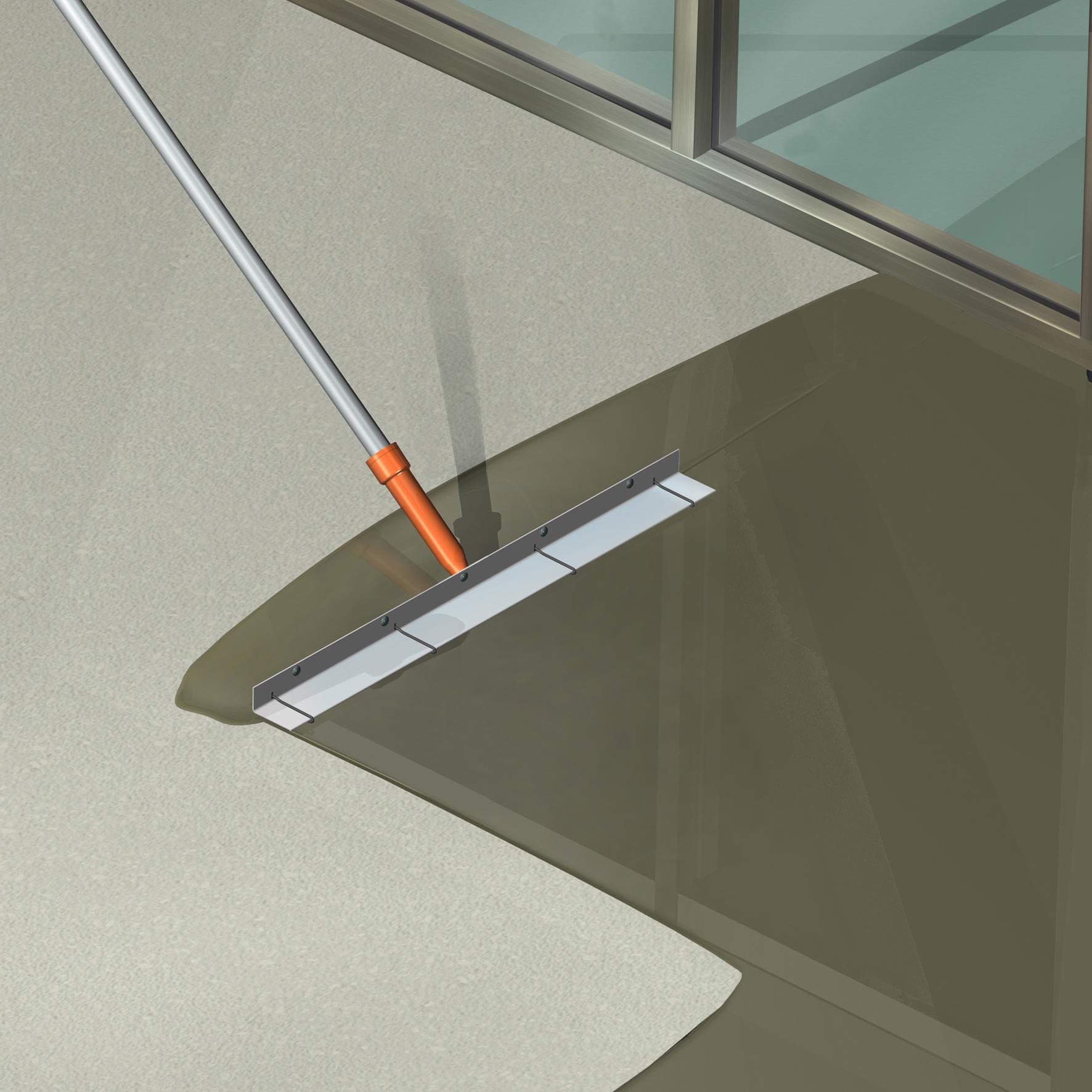 Sapa autonivelanta pe baza de ciment cu intarire rapida - Produs si aplicare SIKA - Poza 4