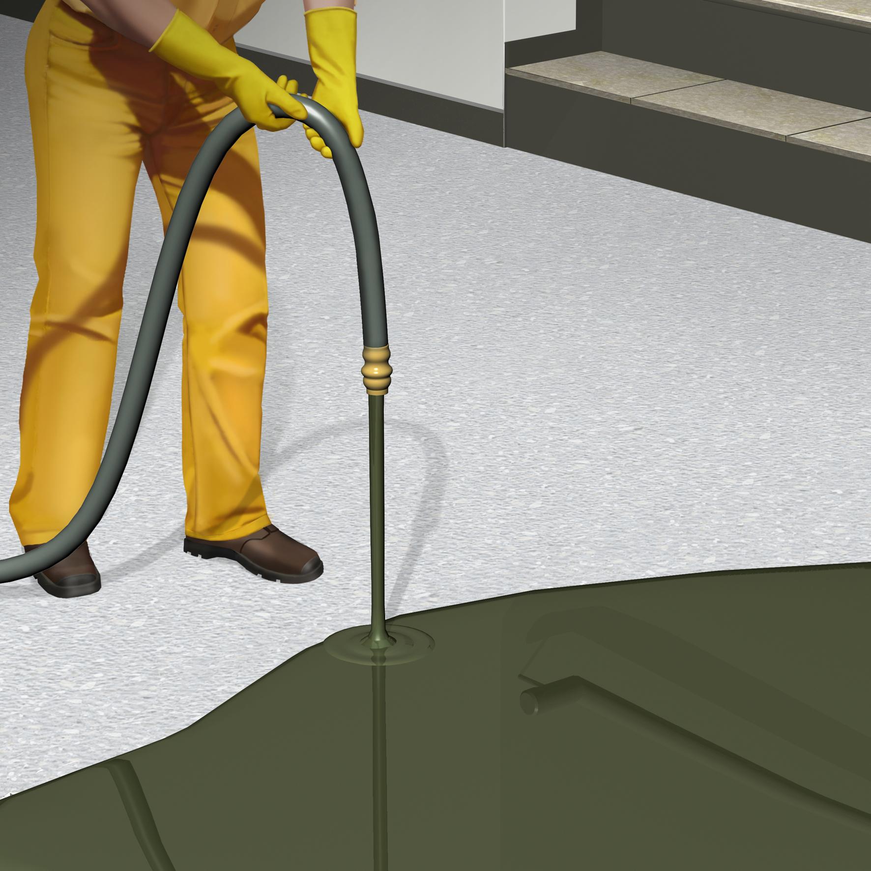 Sapa autonivelanta pe baza de ciment cu intarire rapida - Produs si aplicare SIKA - Poza 2