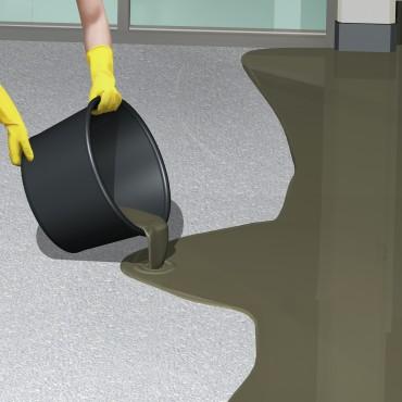 Exemple de utilizare Sapa autonivelanta pe baza de ciment cu intarire rapida - Produs si aplicare SIKA - Poza 3