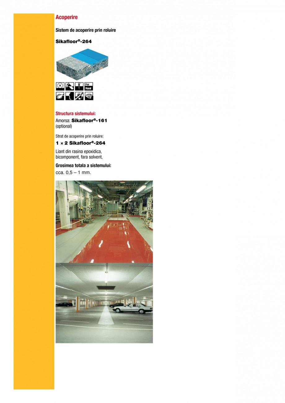 Pagina 4 - Ghid de selectie - Solutii de pardoseli epoxidice modulare pentru cerintele si ramurile...