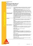 Procedura de intretinere pentru pardoseli SIKA