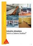 Solutii pentru industria alimentara cu sisteme Sikafloor SIKA