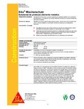 Substanta de protectie elemente metalice SIKA