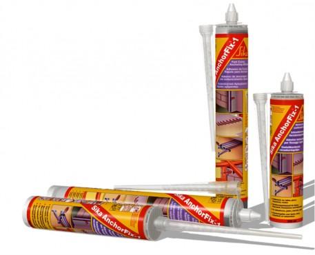 Prezentare produs Ancore chimice SIKA - Poza 3