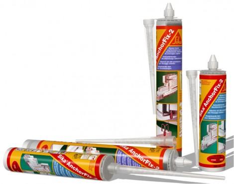 Prezentare produs Ancore chimice SIKA - Poza 6