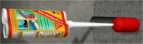 Exemple de utilizare Ancore chimice SIKA - Poza 10