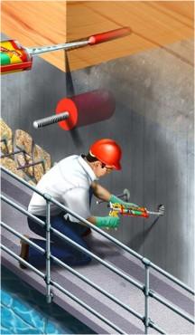 Exemple de utilizare Ancore chimice SIKA - Poza 11