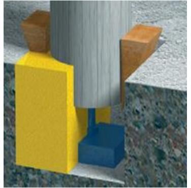 Exemple de utilizare Solutii de subturnare  SIKA - Poza 6