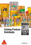Catalog produse distributie Sika 2012 SIKA