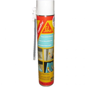 Prezentare produs Spuma poliuretanica si accesorii SIKA - Poza 3