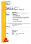 Membrana de hidroizolatie pentru bazine si iazuri  SIKA - Sikaplan® WP 3100-15R