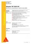 Membrana de hidroizolatie pentru bazine de apa potabila  SIKA - Sikaplan® WT 4220 - 15C