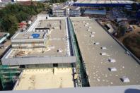 Membrane hidroizolante din PVC pentru lucrari subterane