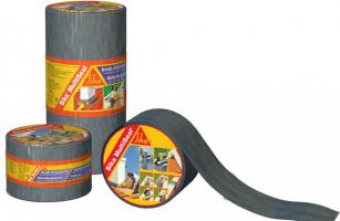 Sigilanti pe baza de bitum pentru rosturi de imbinare Sika ofera sigilanti si benzi autoadezive pe baza de bitum pentru sigilari si reparatii de acoperisuri, jgheaburi, fisurile ale constructiei sau pentru drumuri de beton, parcari, suprafete de rulare.