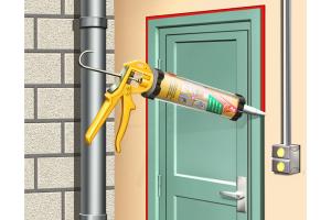 Sigilanti pe baza de acril pentru umplerea crapaturilor si rosturilor Etansantul monocomponent Sika se foloseste la umplerea crapaturilor si rosturilor fixe la interior. Se poate vopsi, adera foarte bine pe straturi suport precum lemnul si betonul.