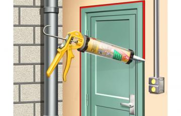 Sigilanti pe baza de acril Etansantul monocomponent Sika se foloseste la umplerea crapaturilor si rosturilor fixe la interior. Se poate vopsi, adera foarte bine pe straturi suport precum lemnul si betonul.