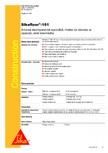 Amorsa bicomponenta epoxidica, mortar de nivelare si reparatii, strat intermediar SIKA - Sikafloor®-161