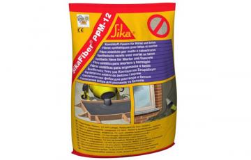 Fibre din polipropilena pentru armarea mortarelor si betonului Fibrele de polipropilena Sika se folosesc pentru mortare si beton care necesita rezistenta la tendinte de fisurare, spre exemplu tencuieli de fatada, dale de beton si accoperiri, trepte.