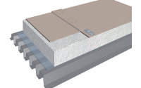 Membrane polimerice pentru acoperisuri Sika ofera membrane armate cu fibra de sticla pentru impermeabilizarea acoperisurilor balastate, verzi, utilitare sau lipite si membrane nearmate pentru detalii acoperis.