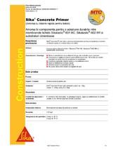Amorsa pentru suporturi cimentoase SIKA