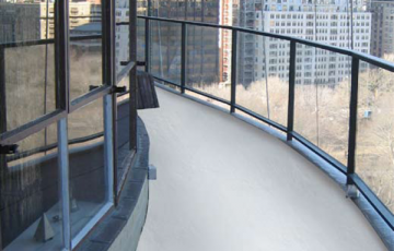 Pardoseli si sisteme de hidroizolare pentru balcoane Pentru a evita si rezolva problema infiltarii apei in betonul din balcon, Sika a dezvoltat sisteme eficiente de protectie pentru balcoane.