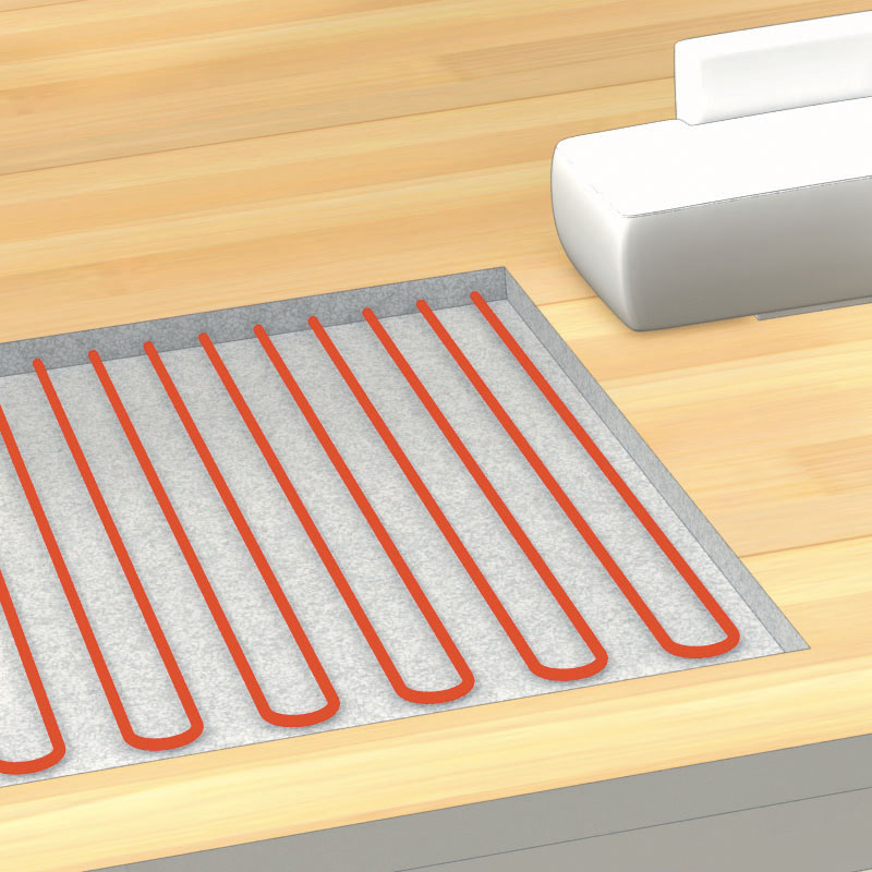 Cablu incalzitor flexibil cu autoreglare RAYCHEM - Poza 1