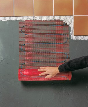 Covor incalzitor prefabricat RAYCHEM - Poza 2
