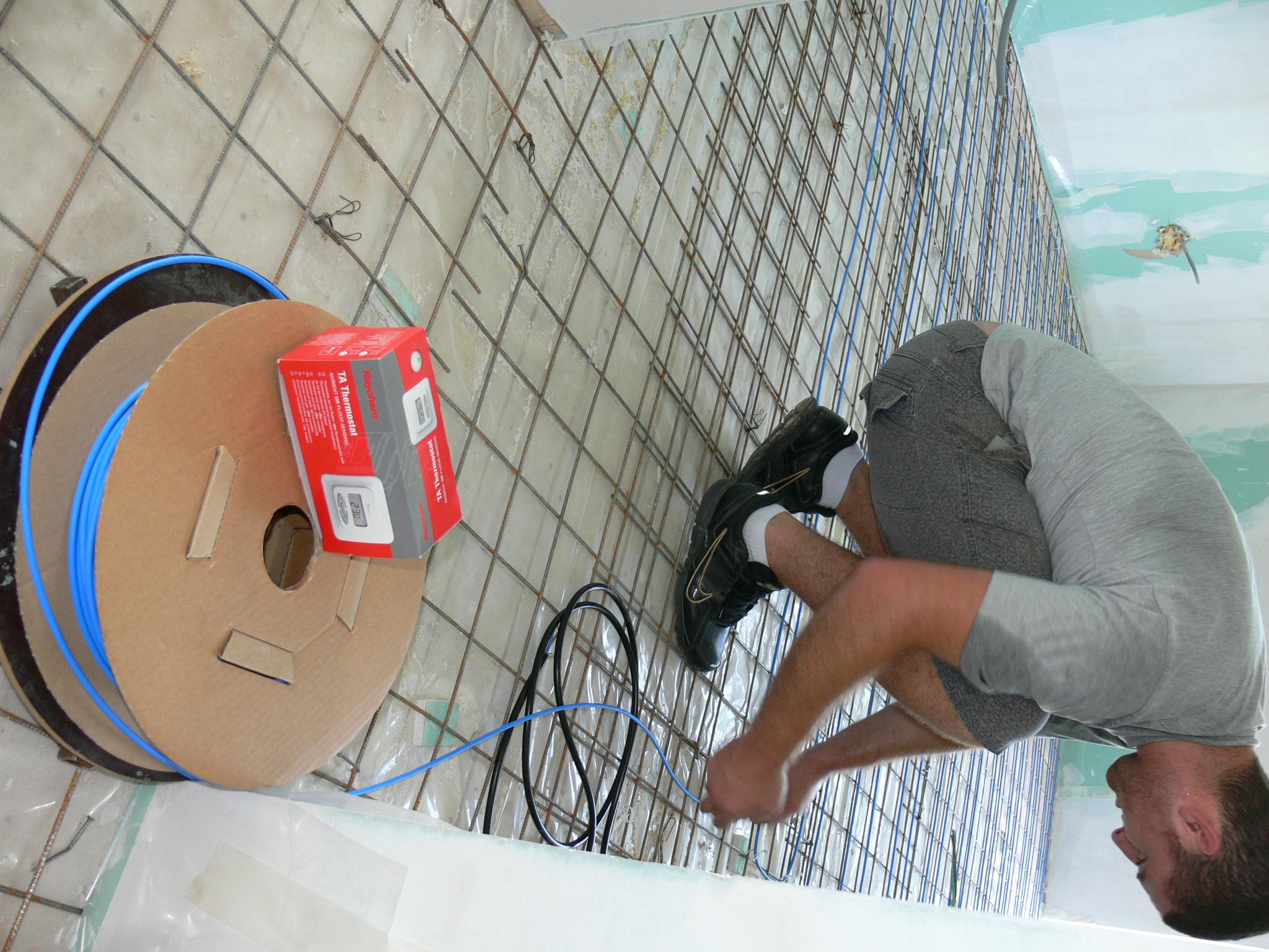 Sistem de incalzire electrica prin pardoseala RAYCHEM - Poza 23