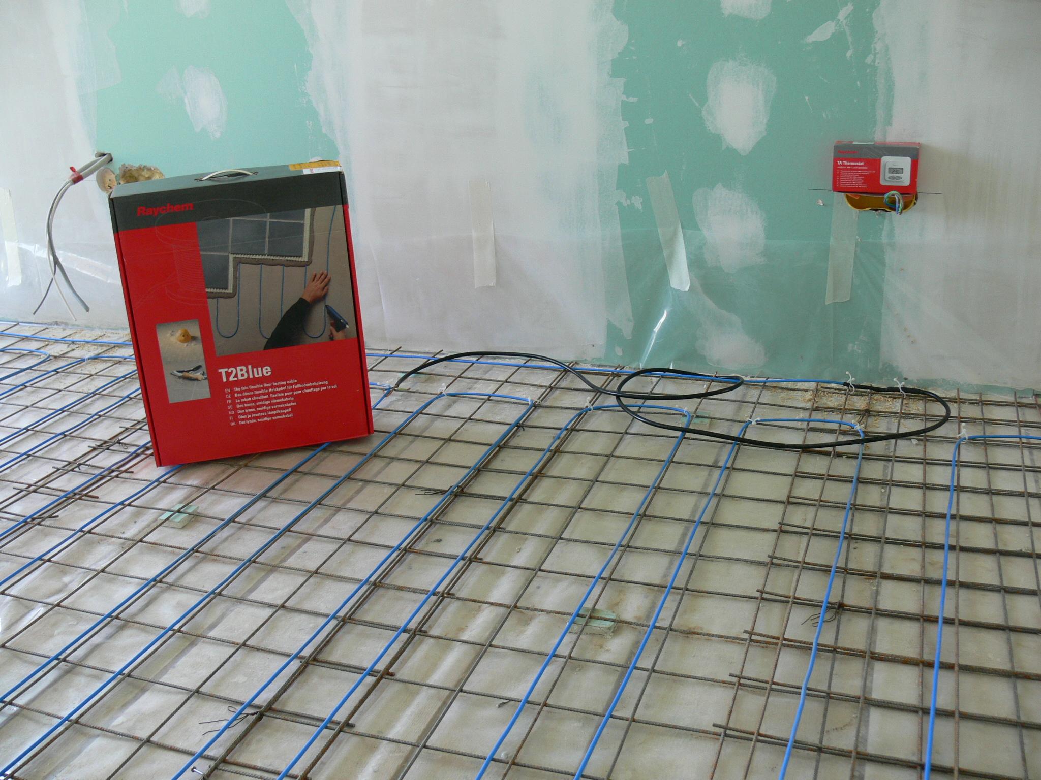 Sistem de incalzire electrica prin pardoseala RAYCHEM - Poza 61