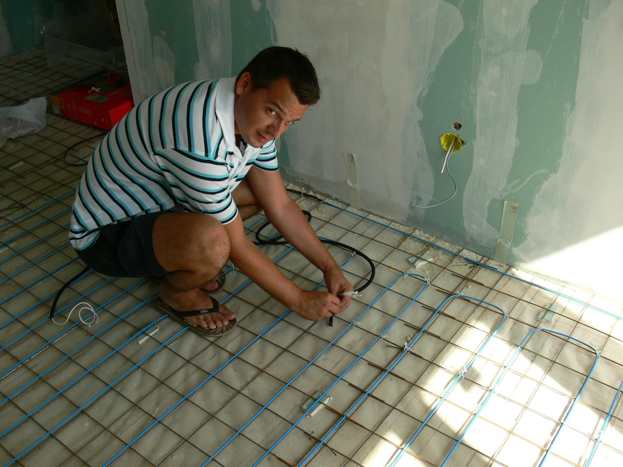 Sistem de incalzire electrica prin pardoseala RAYCHEM - Poza 114