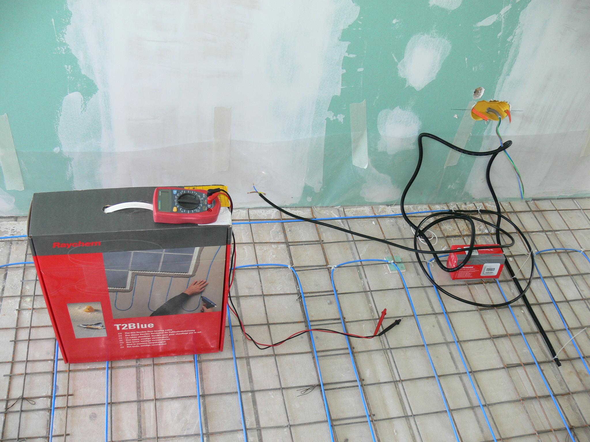 Sistem de incalzire electrica prin pardoseala RAYCHEM - Poza 122
