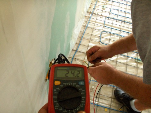 Sistem de incalzire electrica prin pardoseala RAYCHEM - Poza 135
