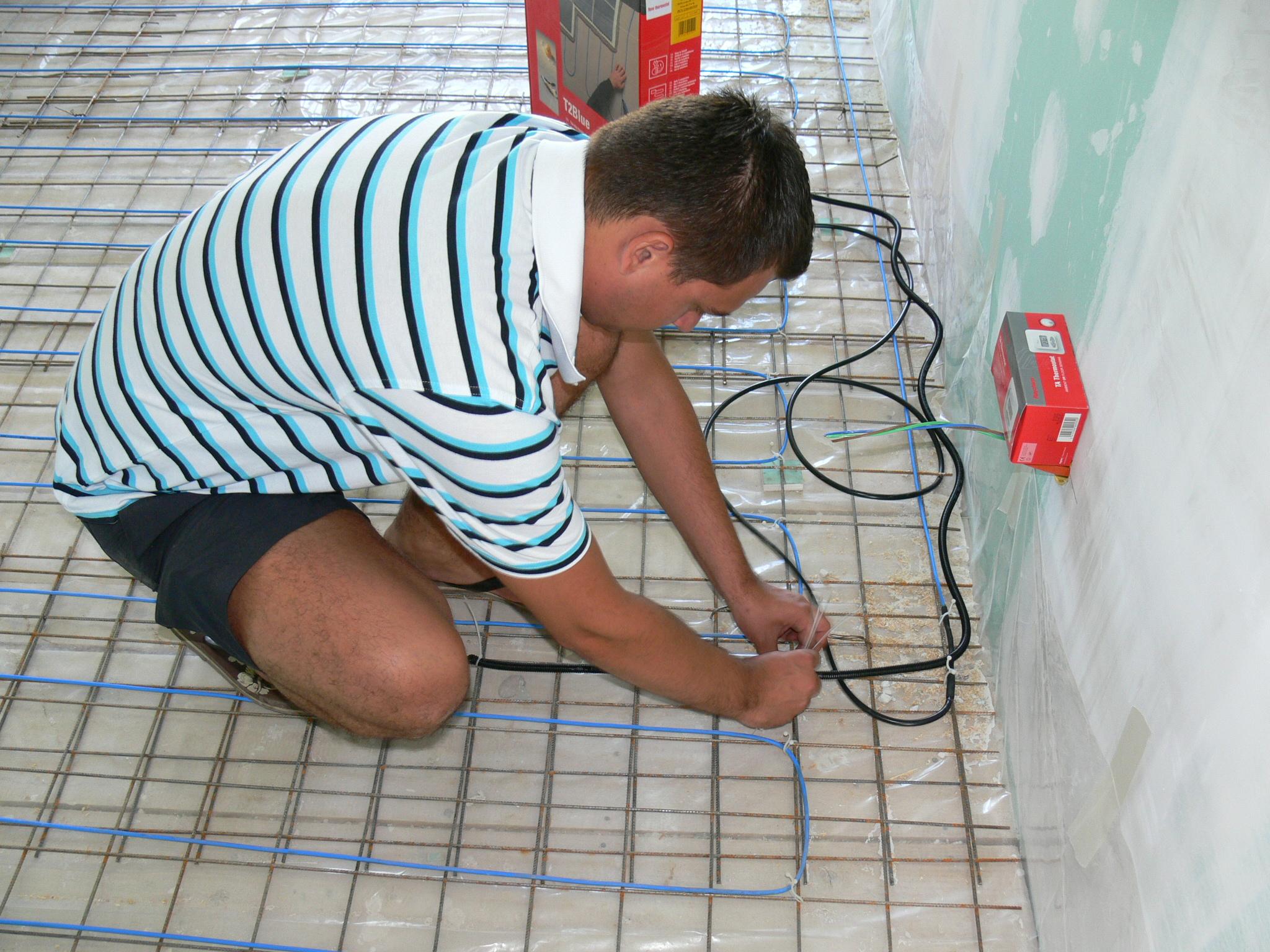 Sistem de incalzire electrica prin pardoseala RAYCHEM - Poza 152