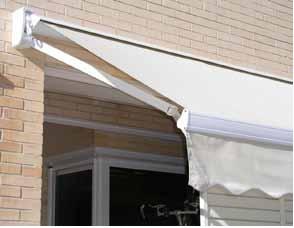 Exemple de utilizare Copertine solare GAVIOTA SIMBAC - Poza 7