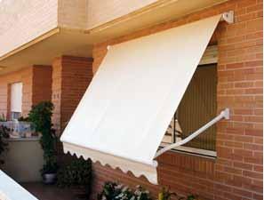 Exemple de utilizare Copertine solare GAVIOTA SIMBAC - Poza 3
