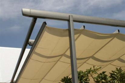 Pergole retractabile / Pergola retractabila - ZEN 3