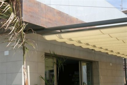 Pergole retractabile / Pergola retractabila - ZEN 4