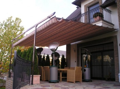 Pergole retractabile / Pergola retractabila - MINO 1