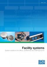 Sisteme moderne pentru birouri si sali de conferinta BACHMANN