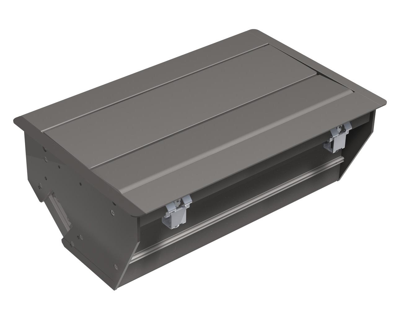 Sistem de management al cablurilor pentru birou BACHMANN - Poza 1